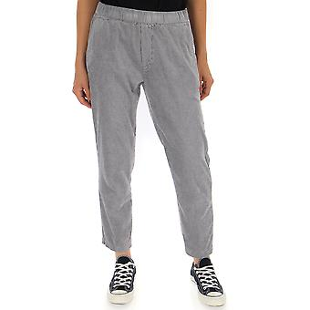 Barena Venezia Pad19535066540 Women's Grey Viscose Pants