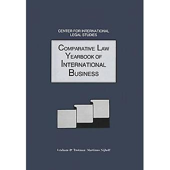 Comparative Law Yearbook of International Business 1993 by Campbell & Dennis