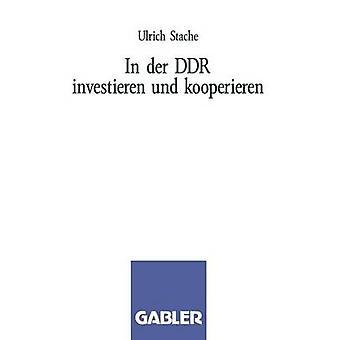 In der DDR investieren und kooperieren door Stache & Ulrich