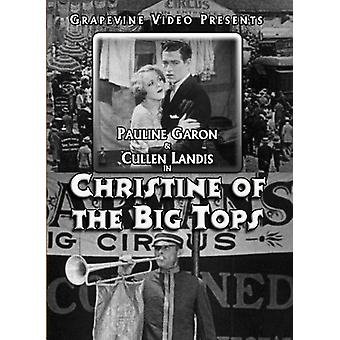 Christine of the Big Tops (1926) [DVD] USA import