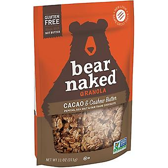 Bear Naked Granola Cacao & Cashew Butter