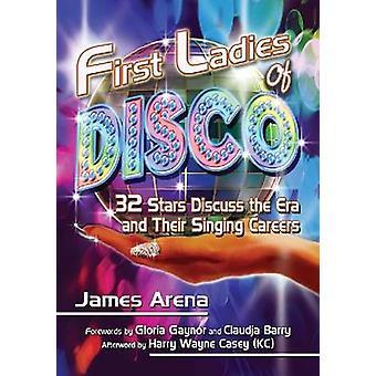 Første damer af Disco - 29 stjerner diskutere æra og deres sang bil