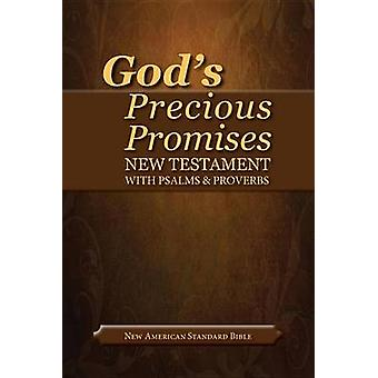 God's Precious Promises New Testament-NASB-With Psalms and Proverbs b