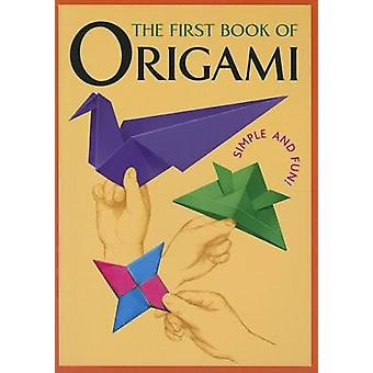 The First Book of Origami by Kodansha International - 9781568364339 B