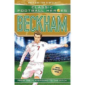 Beckham by Beckham - 9781786069214 Book