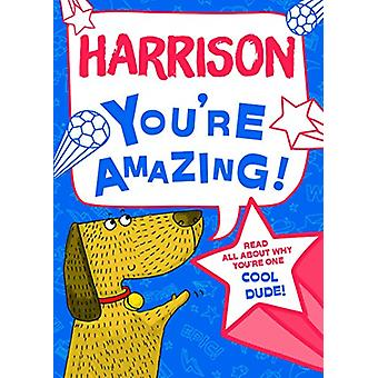 Harrison You'Re Amazing - 9781785537905 Book