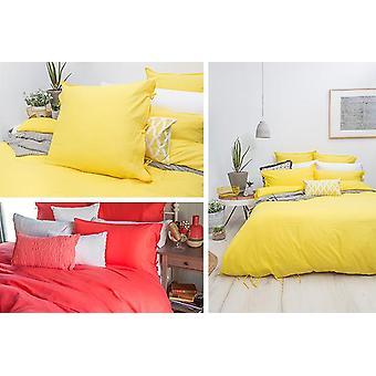 Bambury Linen Cotton Quilt Cover Sets