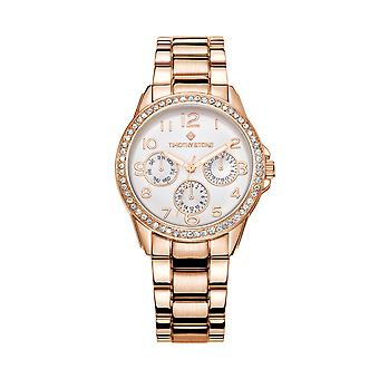 Timothy Stone femme KATY Rose Gold-Tone Watch