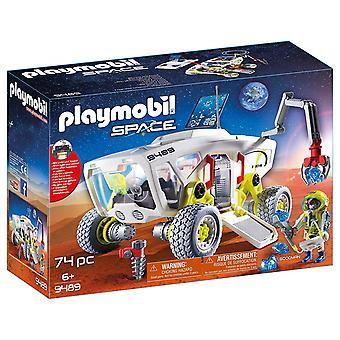 Playmobil 9489 Space mars forskning fordon med bilagor