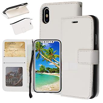 Wallet Case iPhone X/Xs, 3 card with ID