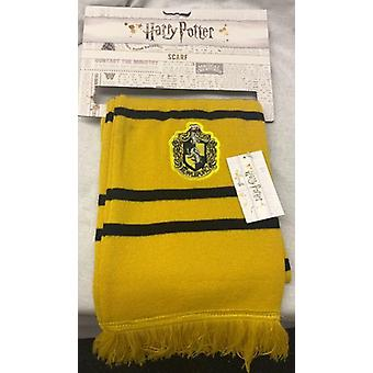 Licensed harry potter™ hufflepuff™ long scarf original size