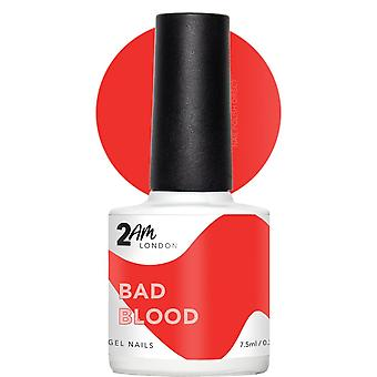 2AM London Queeeen 2019 LED/UV Gel Polish Collection - Bad Blood 7.5ml (2F002)