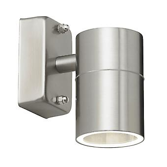 Endon Lighting Canon IP44 udvendig downlight i rustfrit stål