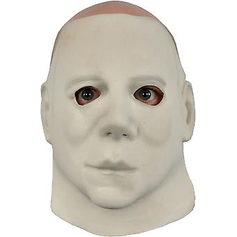 Halloween 2 Face Latex Mask For Adults