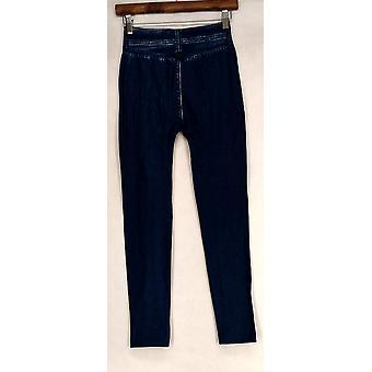Slim 'N Lift Leggings Caresse Jeggings Knit Azul C415986