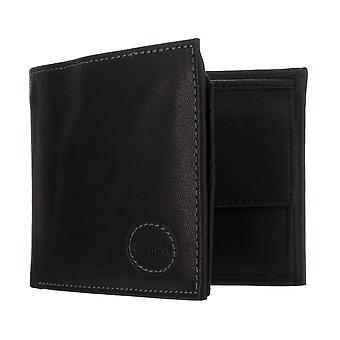 Chiemsee bolso de bolsillo de los hombres negro 8104