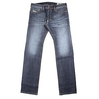 Diesel Safado 0885k Stretch Denim Jeans
