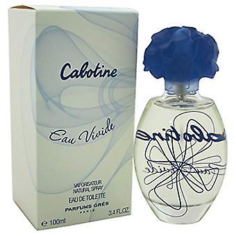 Gres Parfums Cabotine Eau Vivide Eau de Toilette 50ml EDT Spray