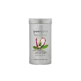 Fruit Emotions Dragon Fruit & White Tea Body Scrub Salts 400g