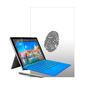 Celicious Vivid Plus Mild Anti-Glare Screen Protector Film Compatible with Microsoft Surface Pro 4 [Pack of 2]