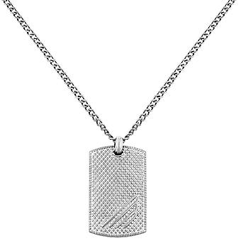 Police Men's Stainless Steel Pendant Necklace PJ.26475PSE-01