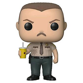 Super Troopers Farva Pop! Vinyl