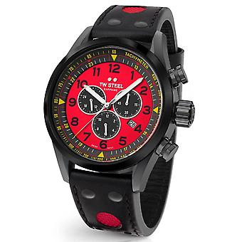 Tw Steel Swiss Volante Svs304 Tcr Limited Edition Chronograph watch 48mm