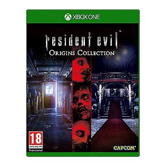 Resident Evil Origins Collection Xbox One Game