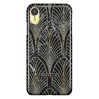 Marvêlle iPhone XR Magnetic Case Golden Gatsby