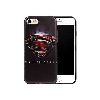 IPhone 6 +/6S + pluss Avengers Soft deksel Case Superman