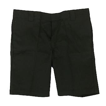 Dickies Slim 13 tums kort svart