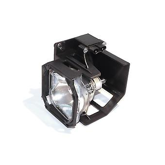 Premium Power TV Lamp With OEM Bulb Compatible With Mitsubishi 915P028010