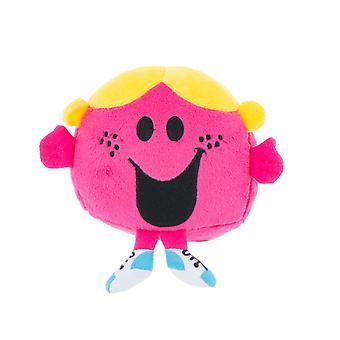 Kleine Miss Chatterbox pluche speelgoed
