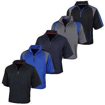 Proquip Golf Hommes Zephyr Waterproof Wind Shirt