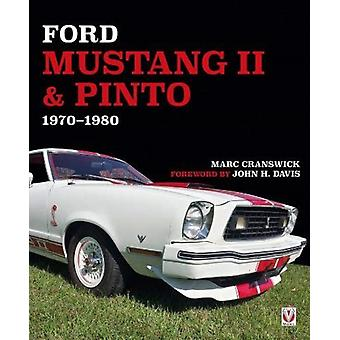 Ford Mustang II  Pinto 1970 to 80 by Mark Cranswick
