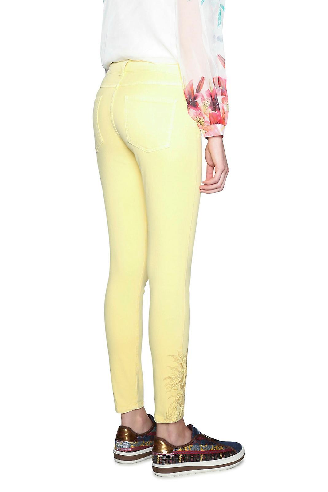 Desigual Femmes apos;s Emerick Skinny Jeans 30xFou