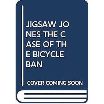 JIGSAW JONES THE CASE OF THE BICYCLE BAN by Scholastic