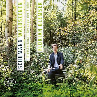 Schumann / Glemser - Robert Schumann: Waldszenen Kreisleriana [SACD] USA import