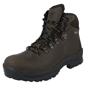 Mens Hi-Tec Waterproof Walking Boots Ravine