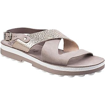 Fantasy Womens/Ladies Aurelia Leather Sandals