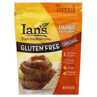 Ian ' s χωρίς γλουτένη Αρχική πανκ φρυγανιά