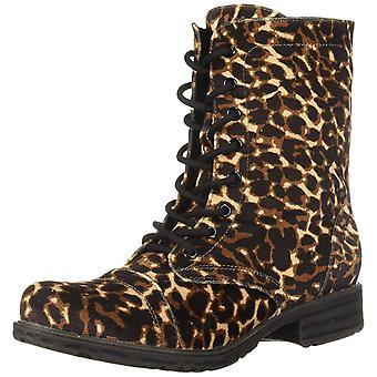 Volatile Womens Underground Closed Toe Ankle Combat Boots (en)