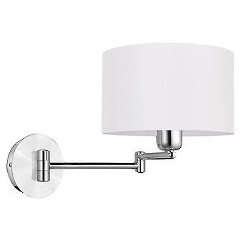 Eglo - Halva 1 lichte Touch Wall Light gepolijst chroom EG88563