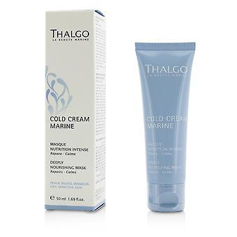 Koude crème mariene diep voedende masker voor droge, gevoelige huid 209906 50ml/1.69oz