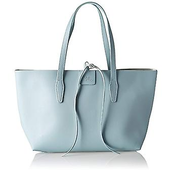 LALU' Delmara Turquoise Women's Shoulder Bag (Celeste) 35x26x13 cm