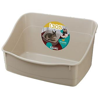 Ferplast Rabbit Toilet L305 (Small pets , Hygiene and Cleaning , Toilets)