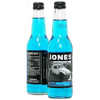 Jones Blue Bubblegum-( 355 Ml X 12 Cans )