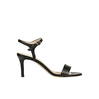 Marc Ellis Ezgl057058 Women's Black Leather Sandals
