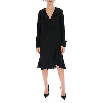 Victoria Beckham 1220wdr001293a Women-apos;s Black Cotton Dress Victoria Beckham 1220wdr001293a Women-apos;s Black Cotton Dress Victoria Beckham 1220wdr001293a Women-apos;s Black Cotton Dress Victoria Beckham