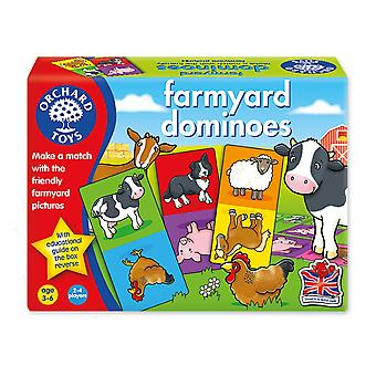 Orchard Toys corral dominó